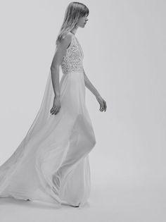 Optez pour une robe de mari�e avec transparences 2017 pour jouer sur l�effet tatouage! Image: 0