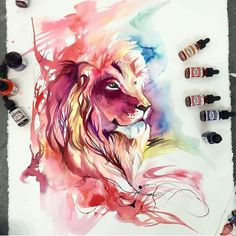 Beautiful work by @@katy_lipscomb !! . Follow us @mizu_arts_help...
