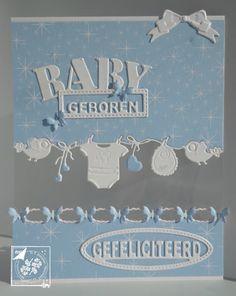 Joy!crafts: Baby geboren...
