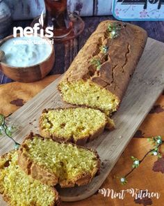 Greek Cooking, Cooking Time, Food Places, Turkish Recipes, Cornbread, Bread Recipes, Banana Bread, Bakery, Food And Drink