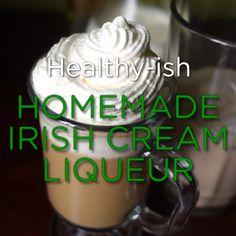 nice Delicious, sugar-free version of Baileys Irish cream recipe. Baileys Recipes, Irish Recipes, Diabetic Recipes, Irish Cream Liquor, Baileys Irish Cream Coffee, Irish Whiskey, Martini, Homemade Irish Cream, Vodka