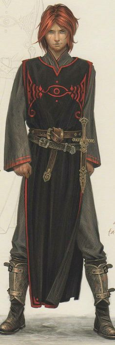 Corvin Alerik d'Rupertus et Ludenius bani Bonisagus, Disciple of Mind and Space, Signifer of the Eleventh Chamber of Domus Ludenius