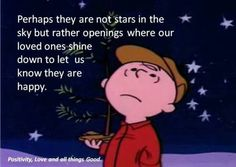 Charlie Brown can be so insightful!