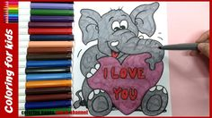 i love you coloring pages of valentines day from coloring pages shosh channel