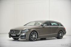 Mercedes-Benz CLS Shooting Brake от Brabus