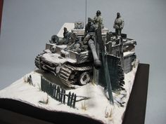 Dioramas and Vignettes: To Leningrad!, photo #1