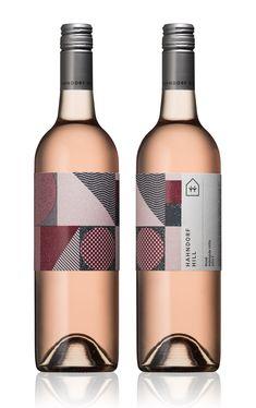Art, Design & Packaging Parallax Design – Hahndorf Hill How A Pendulum Works to Keep Time (Part U Beer Label Design, Wine Bottle Design, Wine Design, Wine Bottle Labels, Beverage Packaging, Bottle Packaging, Brand Packaging, Packaging Design, Logo Label