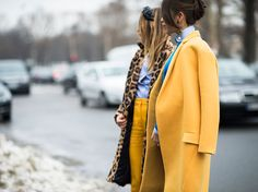 couture street style spring 2013 runway