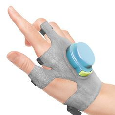 Hope in a Glove for Parkinson's Patients:  A wearable device promises to help steady hand tremors by using an old technology—gyroscopes.