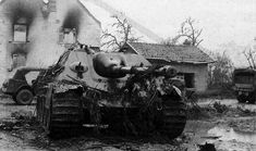 Jagdpanther, eastern France 1944