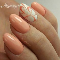 25 Beige Nail Designs Ideas to Try This Season matte nails polish;matte nails coffin The post 25 Beige Nail Designs Ideas to Try This Season matte nails polish;matte ombre n& appeared first on alss wp. Orange Nail Art, White Nail Art, Orange Nails, Oval Nail Art, Oval Nails, White Nail Designs, Best Nail Art Designs, Oval Nail Designs, Ongles Beiges