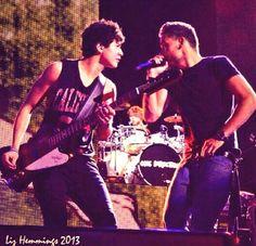 Calum and Liam <3