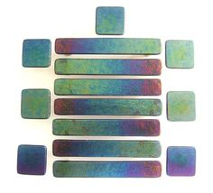 Iridescent Glass Knobs and Pulls Cabinet Hardware | Flickr: partage de photos!