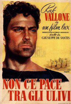 Non c'è pace tra gli ulivi, un film di Giuseppe De Santis