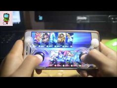 Review Mobile Joystick Main MOBA Pake Joystick Enak Gak ? - YouTube