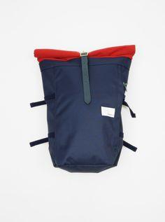 Nanamica Cycling Pack Navy/Red