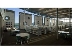 Library Design and Architecture - 2012