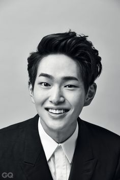 Onew | GQ Magazine October Issue '16