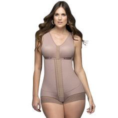 ae32566f4 Fajas Colombianas Dprada Post Operative Liposuction Short Style Girdle  11086 Body Surgery