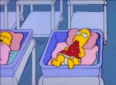 Homero de bebe