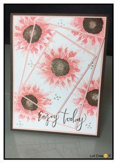 SU...Painted Harvest...triple card...enjoy today
