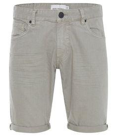SHINE Original Herren Shorts Denim Hellgrau Gr. S - Gr. XXL (M)