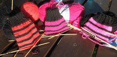 Näpertelijän päiväkirja: Pinkkiä ja sinnepäin...
