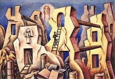 Oscar Agustín Alejandro Schulz Solari, más conocido como Xul Solar, fue un pintor, escultor, escritor e inventor de idiomas imaginarios argentino, que estuvo vinculado a la vanguardia porteña de los años veinte