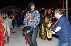 Thomas Kramers Arabian Nights B Day Extravaganza