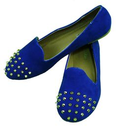 JADA Casual flats Blue 7.5 >>> Check out the image by visiting the link.