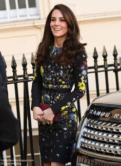 hrhduchesskate:  Heads Together Briefing, Institute of Contemporary Arts,Carlton House Terrace, January 17, 2017-Duchess of Cambridge
