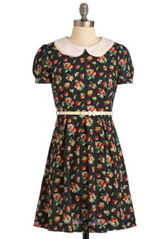 Either Orchard Dress, #ModCloth