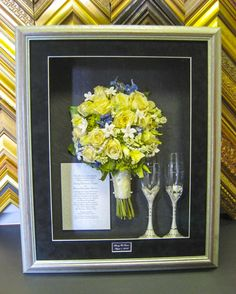 Freeze Dry Your Bouquet