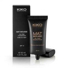 fond de teint pour peau mixte à grasse kiko