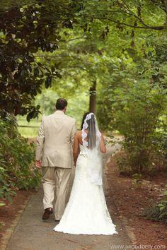 Garden wedding - #aldridgegardens #wedding