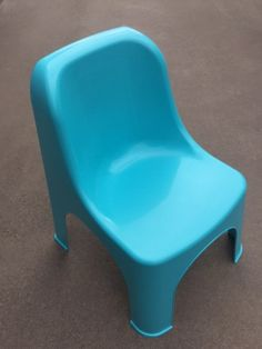 Retro Teal Child Chairs Suitable for ages Easily Stackable for transporting Kids Party Tables, Adjustable Height Table, Party Hire, Colorful Chairs, Little People, Table And Chairs, Teal, Retro, Children