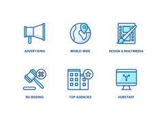 Freelancing icons - Adrian Goia http://ift.tt/21QYvBa