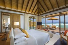 Anantara Veli Resort & Spa - Maldives Hovering... | Luxury Accommodations