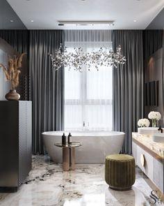 Home Interior Velas .Home Interior Velas Bathroom Design Luxury, Modern Bathroom, Master Bathroom, Luxury Bathrooms, Luxurious Bedrooms, Modern Interior Design, Cheap Home Decor, Interior Decorating, House Design