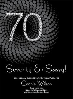 70 birthday party themes woman - Google Search