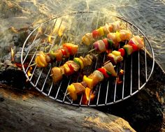 CHAPTER 2 - AFTERNOON DELIGHTS - Kamp Kabobs