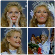 YvonneAgnetaRyding - Sweden - Miss Universe 1984