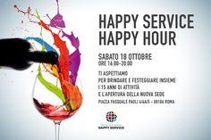 invito per Happy Service