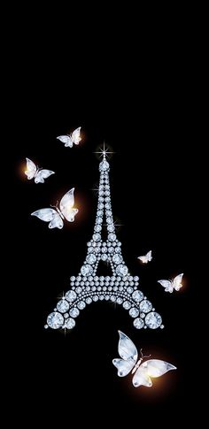 Phone Background Wallpaper, Black Wallpaper, Lock Screen Wallpaper, Phone Backgrounds, Wallpaper Backgrounds, Iphone Wallpaper, Angels In Heaven, Paris Eiffel Tower, Pretty Wallpapers