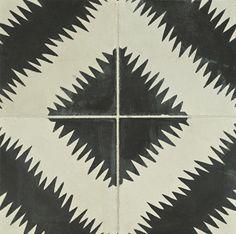 Paccha Concrete Tile - Ann Sacks Tile & Stone - eclectic - floor tiles - other metro - Rebekah Zaveloff