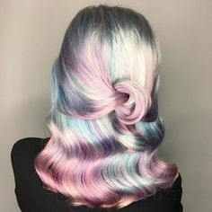 Pearl Hair Colour Trend
