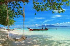 Koh Ngai Island, Krabi, Thailand