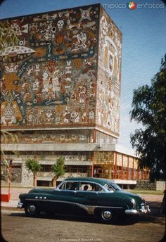 Cd.Universitaria de Mexico D F ( 1956 )