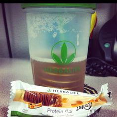 #Herbalifetea burns 80 calories and protein bar has 15 grams of protein! Order online: https://www.goherbalife.com/kaywilson/en-US/Catalog/Weight-Management/Enhancers/Herbal-Tea-Concentrate