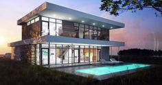 Simple & Modern House Design Ideas
